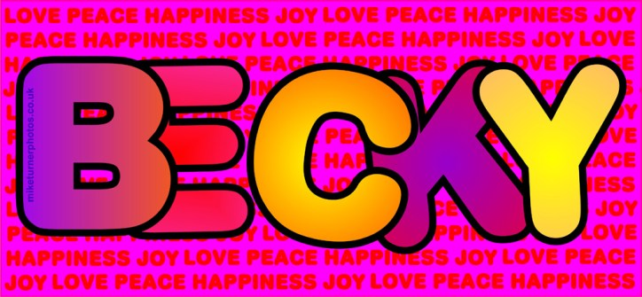 facebook cover image becky