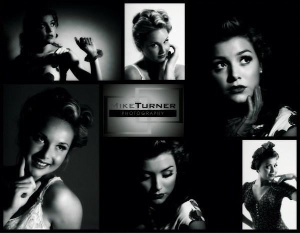 vintage photoshoot