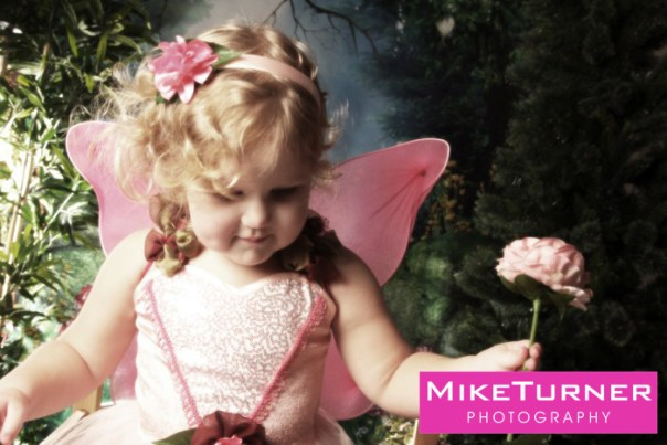 Enchanted Fairy and Elf Photoshoot at Mike Turner  Photography
