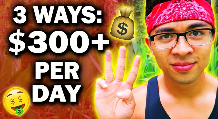$300 PER DAY