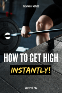 Find out how you can get instantly high using this method!