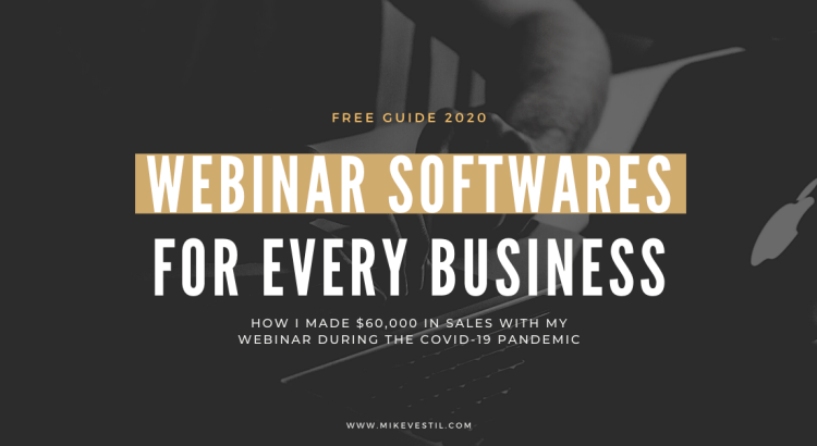 13+ Best Webinar Software