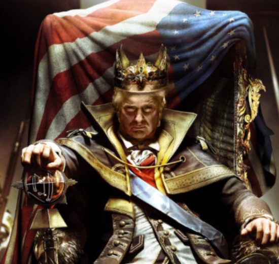 Image result for Boy-King trump