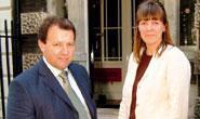 Geoff and Diana Jones