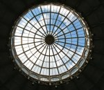 Buxton Dome Centre light