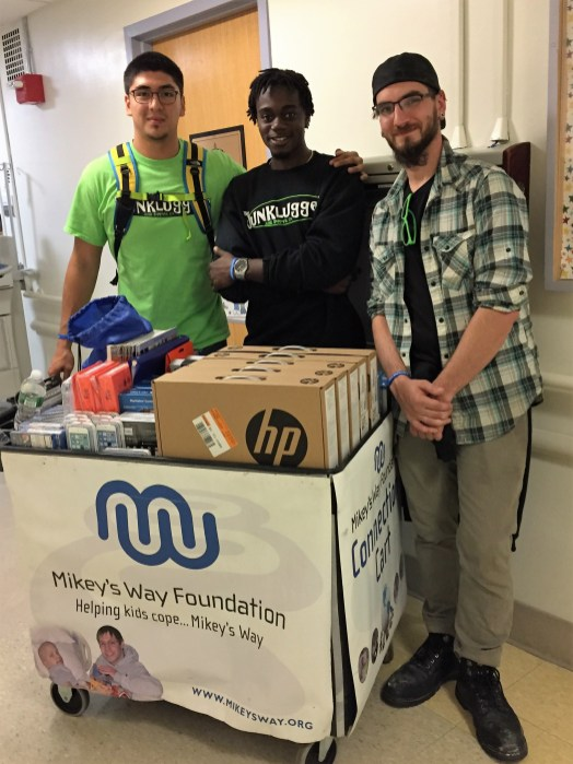 Junkluggers at NYU Langone