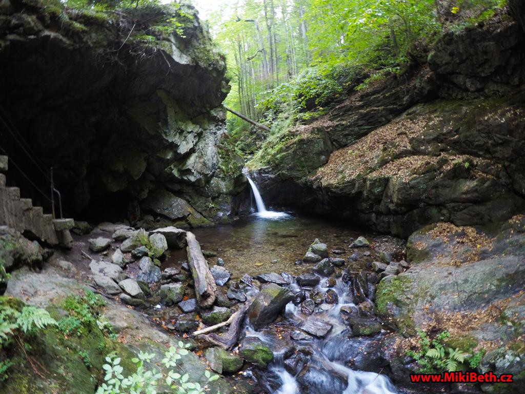 vodopády nýznerov