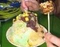 Kachang ice sobremesa