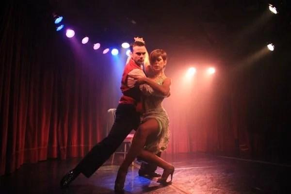 Show Tango em Buenos Aires