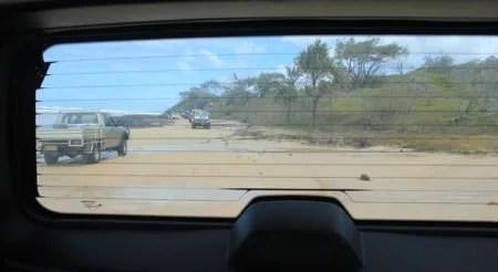 Estrada Fraser Island