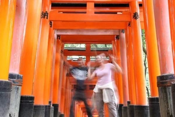 Fushimi Inari Taisha em Quioto