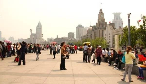 Bund em Xangai