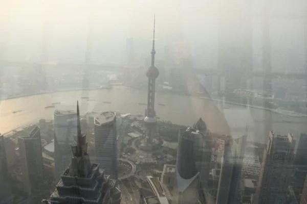SWFC em Xangai