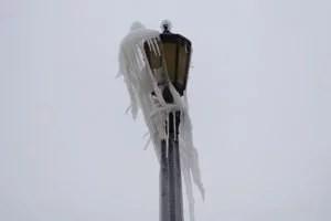Inverno em Niagara