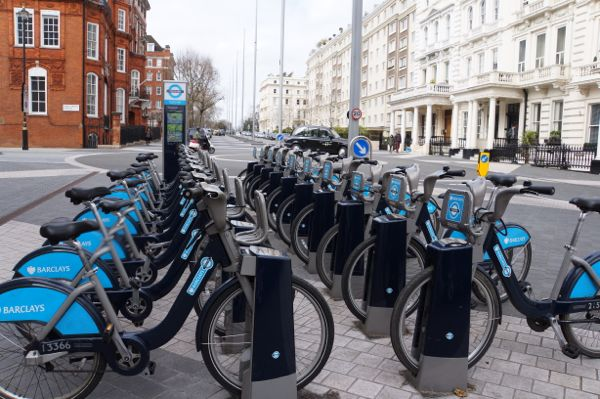 Bike Cycle Hire em Londres