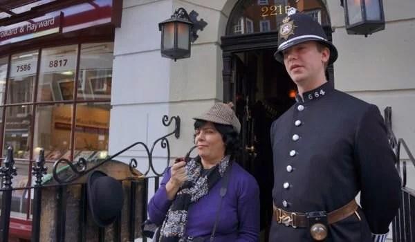 Sherlock Holmes Museum em Londres