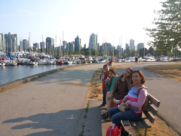 Intercâmbio familiar no Canadá