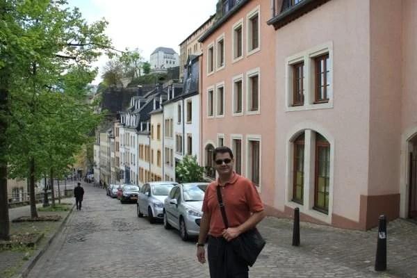 Parte baixa de Luxemburgo