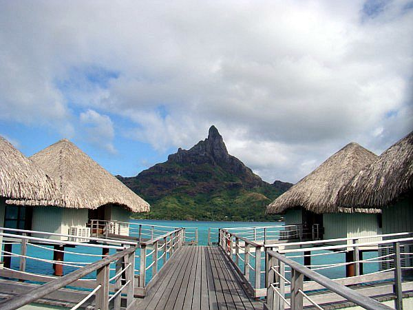 Tahiti, sonho e paraíso