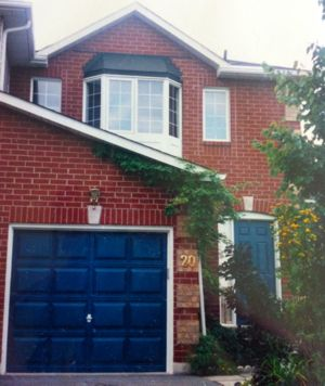 Nossa primeira casa no Canadá