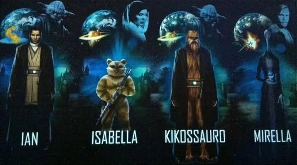 Personagens do Guerra das Estrelas