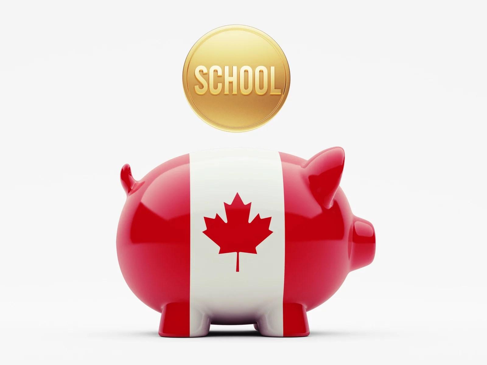 comprovar renda para o visto de estudante do canada