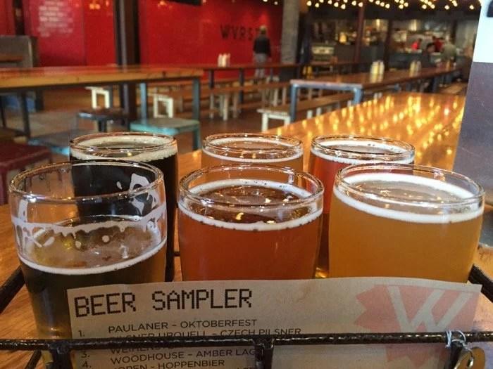 WVRST - Cervejaria em Toronto