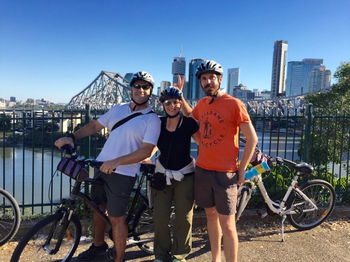 Bike Tour Brisbane