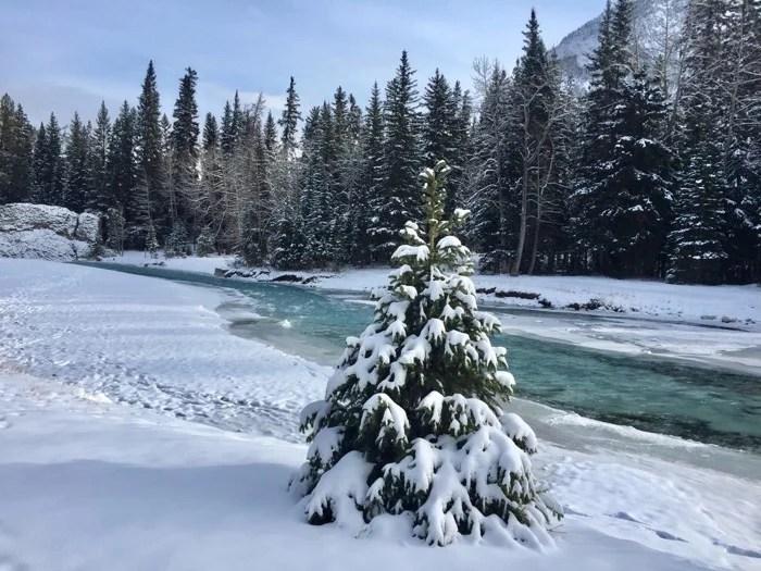 Banff no inverno