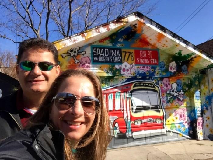 Grafite em Toronto