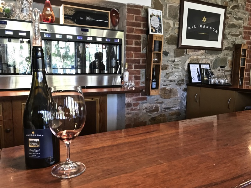 Kilikanoon Wines, Clare Valley
