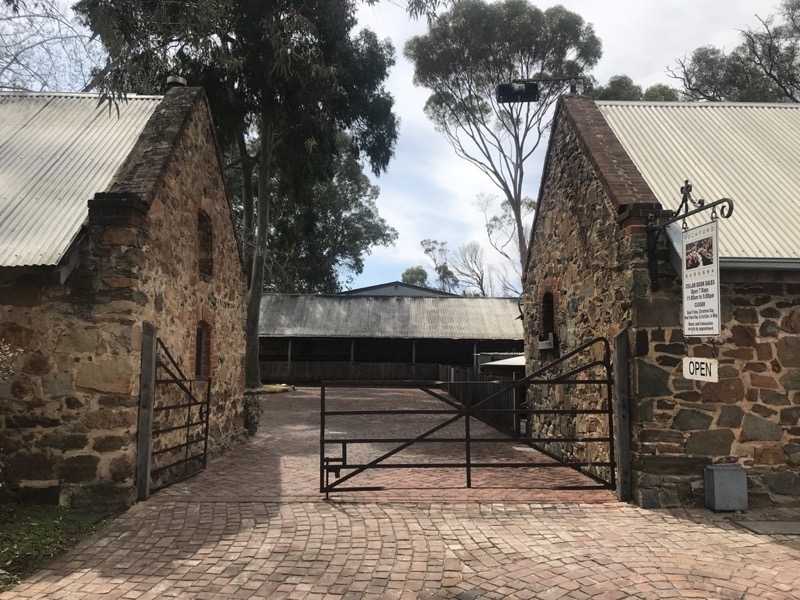 Rockford Winery, Barossa
