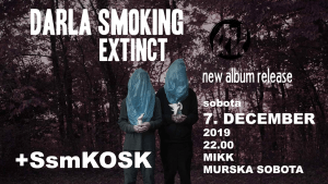 Alternativna godba: Darla Smoking /Slo + SsmKOSK /Slo