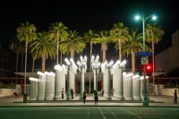 California Iconic Lamp Posts Photos  Couple Photos at Los ...