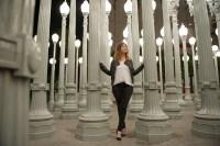 California Iconic Lamp Posts Photos  Couple Photos at Los ...