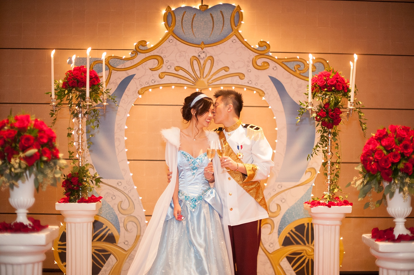 Cinderella Proposal Ideas  Disney Proposal Photos in NYC with Brilliant Event Planning