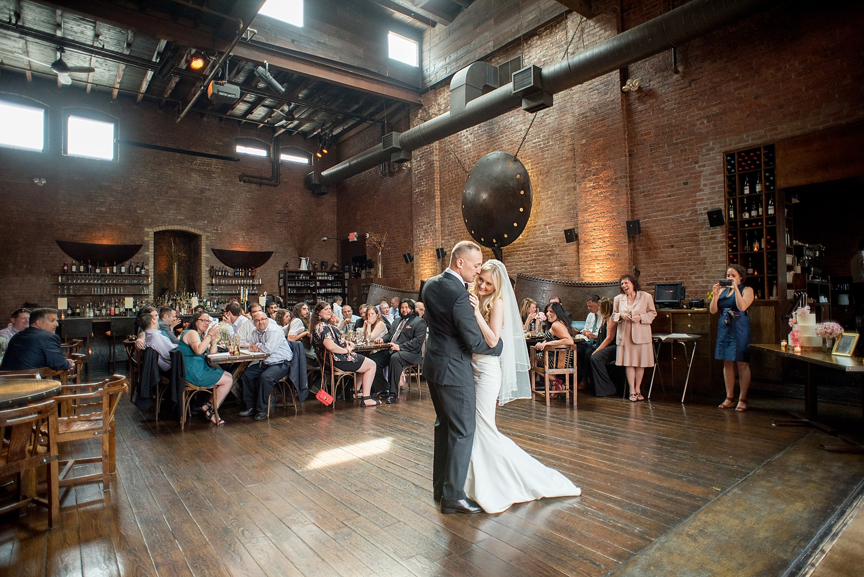 My Moon Wedding Photos  Brooklyn  Melanie  Jarrett