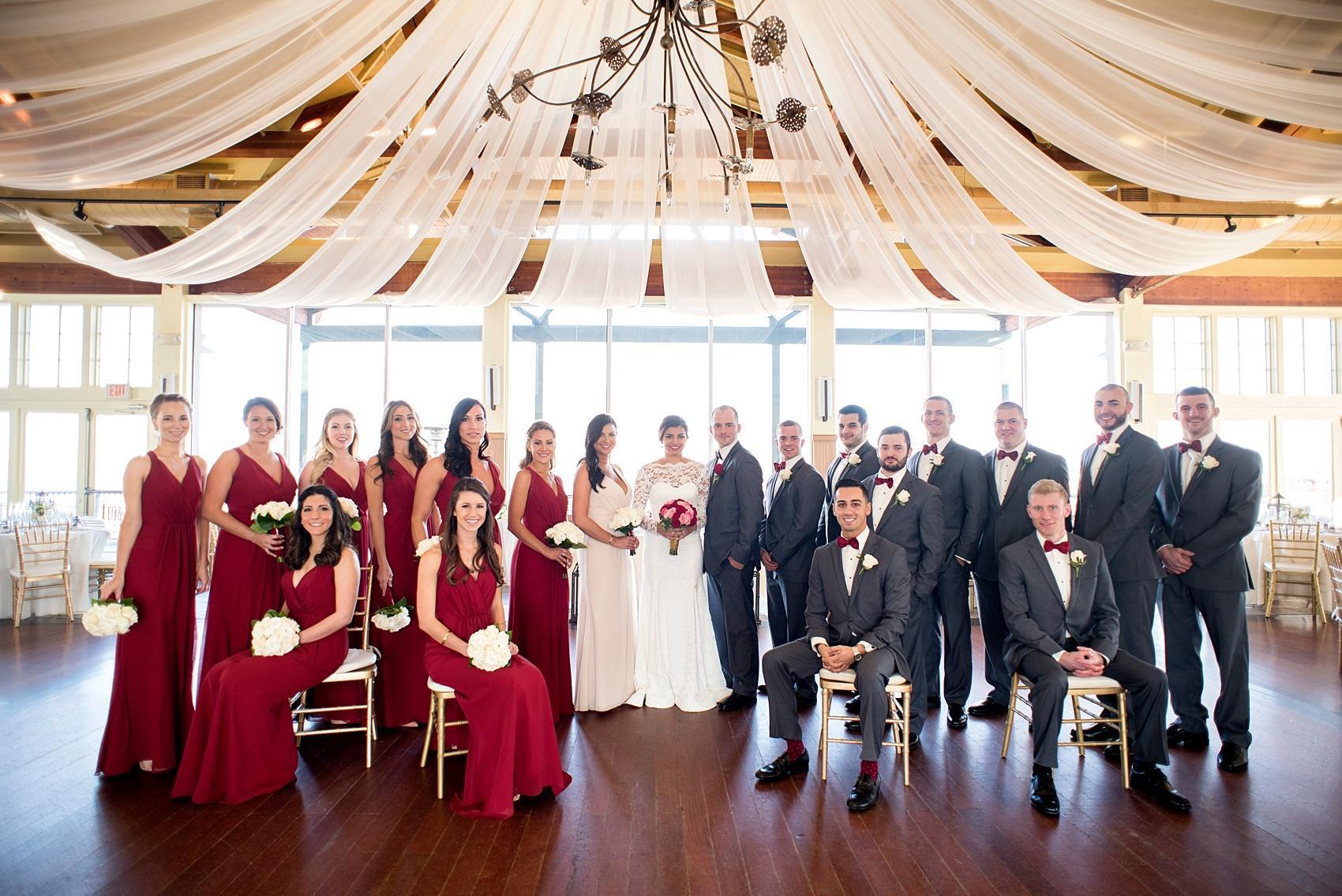 Liberty House Wedding Photos New Jersey Alexa Cory