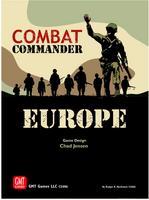 Combat Commander: Europe cover