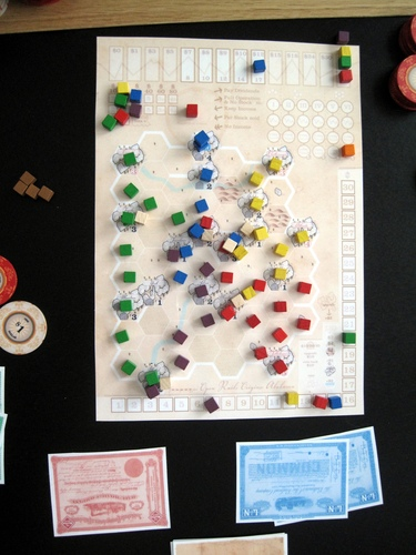 Open Rails Origins end of game