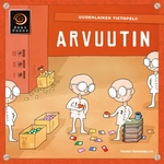 Arvuutin cover art by Sampo Sikiö