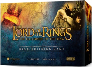 Lord of the Rings: Fellowship of the Ring box