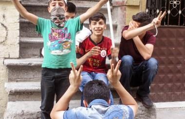 Occupy Gezi, Istanbul