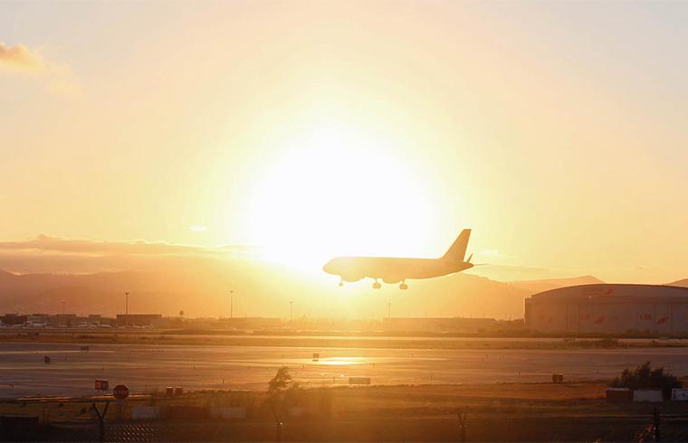 El Prat Airport, Barcelona