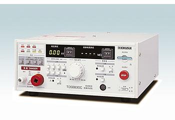 TOS8830C 4kV AC 耐壓·絕緣電阻測試儀 菊水 Kikusui