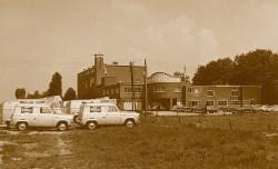 Miko hovedkontor i Turnhout, Belgien.