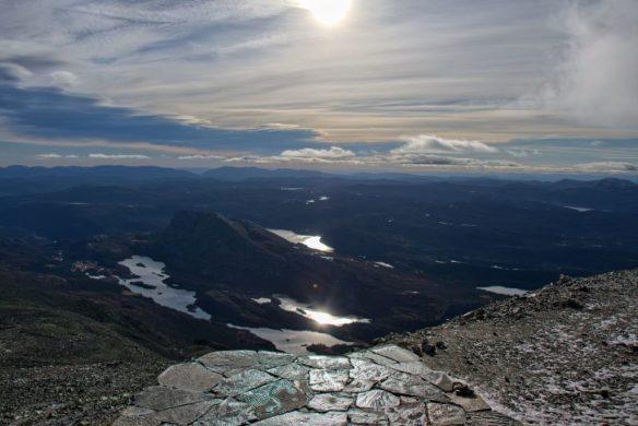 Zachodnia część panoramy