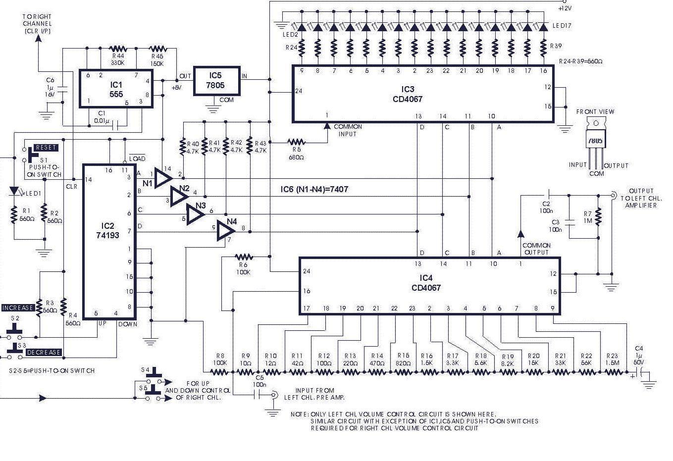 Alpine Amp Bridged Wiring Diagram Was Ist Das F 252 R Ein Bauteil Mikrocontroller Net