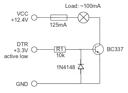 Usb To Rs232 Converter Circuit RS232 Isolator Circuit