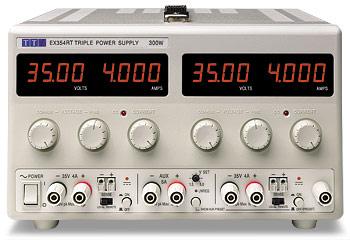 [V] Dreifach-Labornetzgerät Thurlby Thandar TTi EX354RT 305W - Mikrocontroller.net